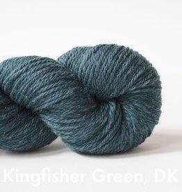 Ranger Merino DK 100g Kingfisher Green