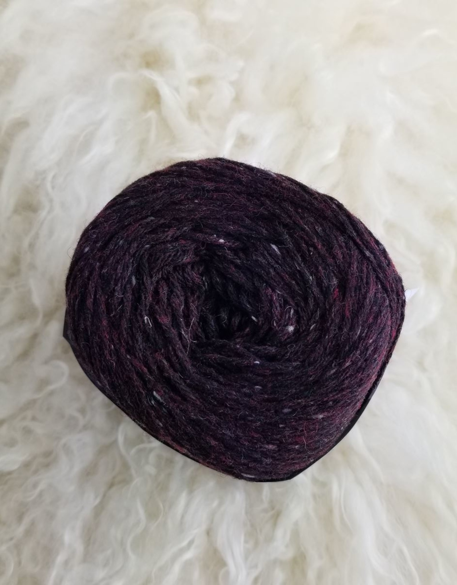 Queensland Recycled Tweed 100g 05 liquorice