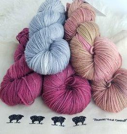 "Palouse Yarn Co Casapinka Noncho Kit Painted Desert 56"""