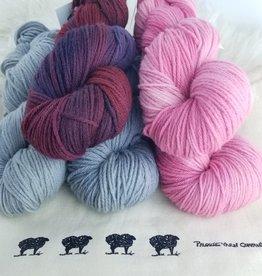 """Palouse Yarn Co Casapinka Noncho Kit Pink Panther 56"""""""