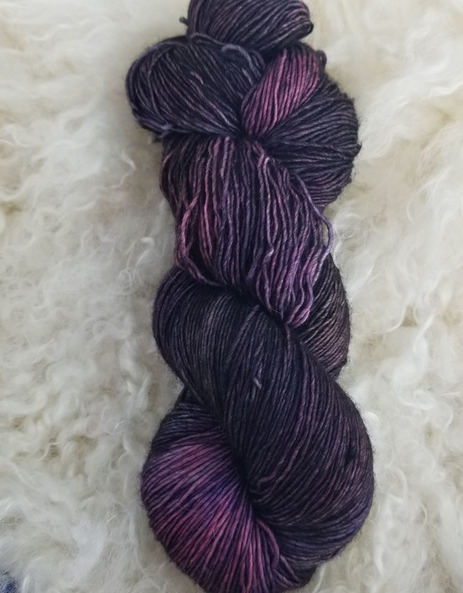 Palouse Yarn Co Merino Fine Blackcap