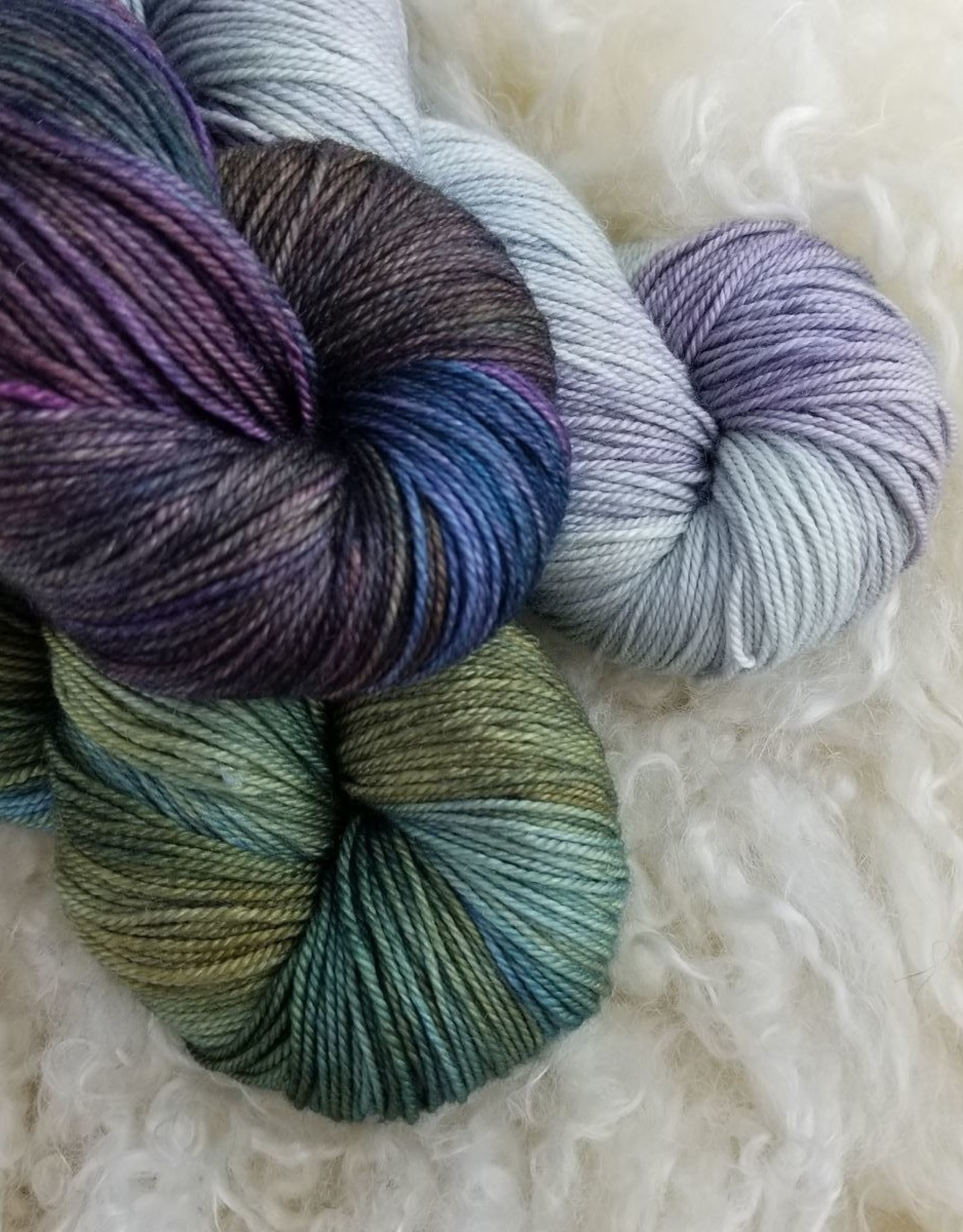 Palouse Yarn Co Cashmere Squeeze Patina
