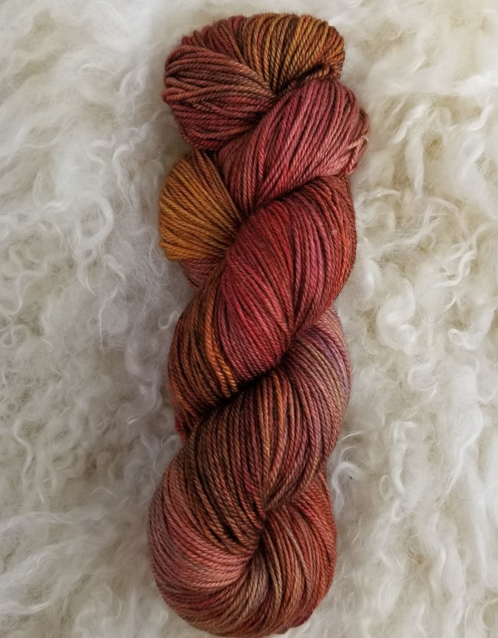 Palouse Yarn Co Cash Squeeze Hot August Nights