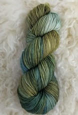 Palouse Yarn Co Cash Squeeze Frog Pond