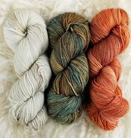 Palouse Yarn Co Squeeze Set of 3- Idlers Delight