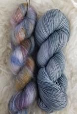 Palouse Yarn Co Mohair Pair Lake Ripples