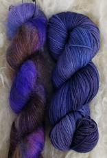 Palouse Yarn Co Mohair Pair Witchy Woman