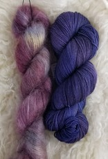 Palouse Yarn Co Mohair Pair Berry Picking Fingers