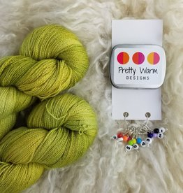 Palouse Yarn Co Lace Set SilkyAL Spring Things + numbers