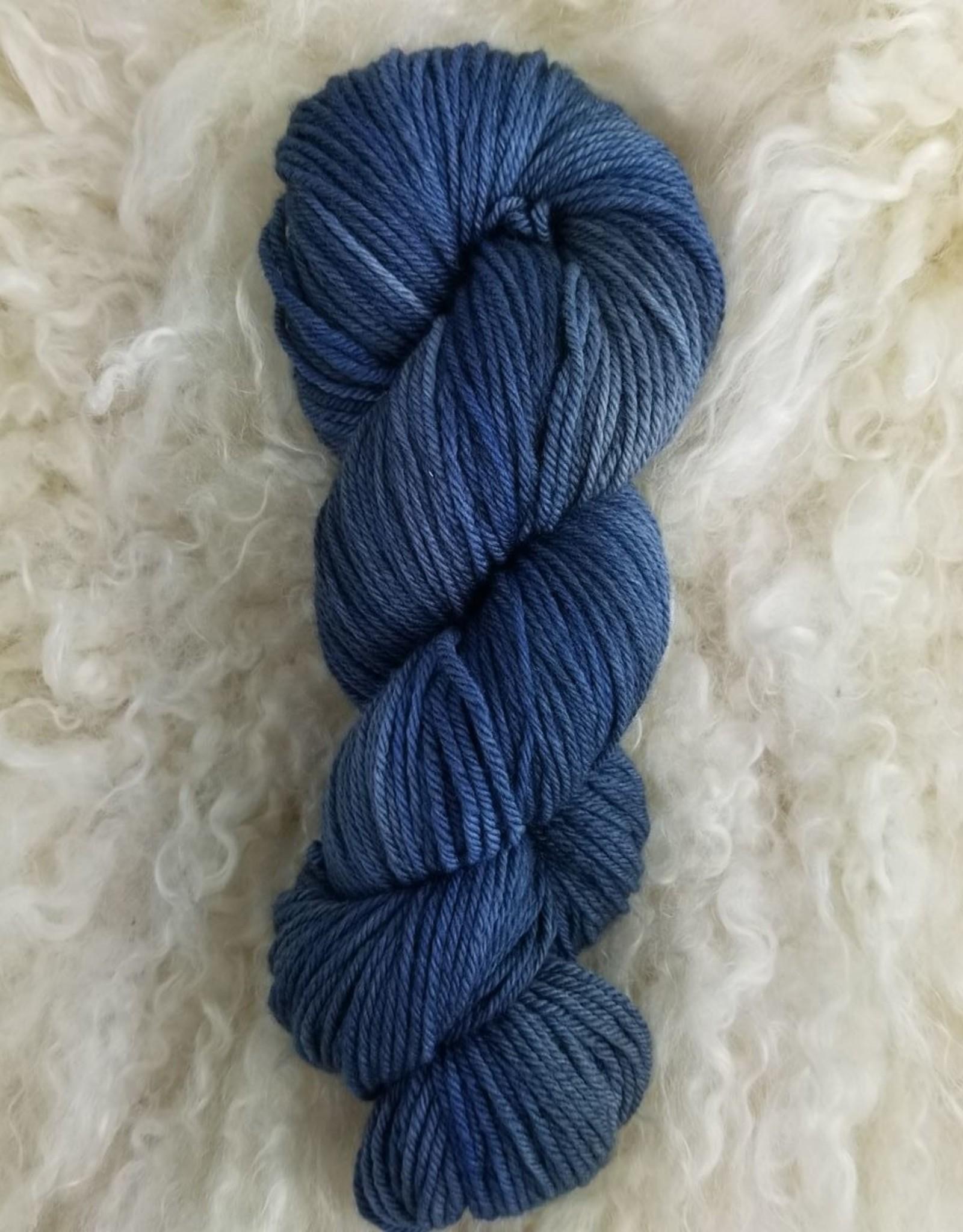 Palouse Yarn Co 7 Devils DK 100g Tuesday Blue