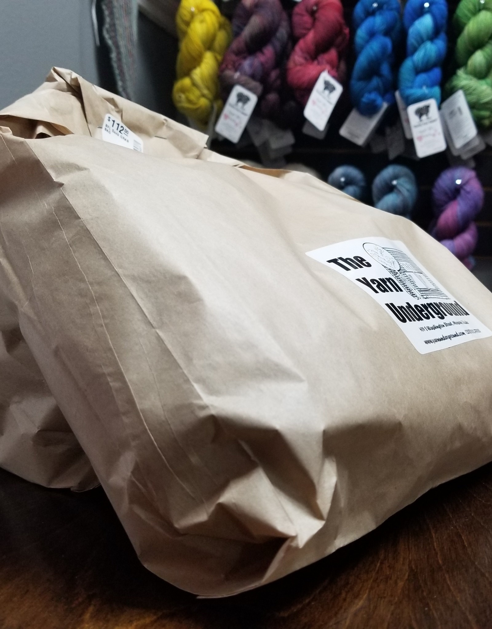 Grab Bag  500g Worsted-DK Wools!