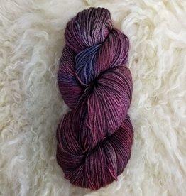 Palouse Yarn Co BFL Sock Cherry Brandy