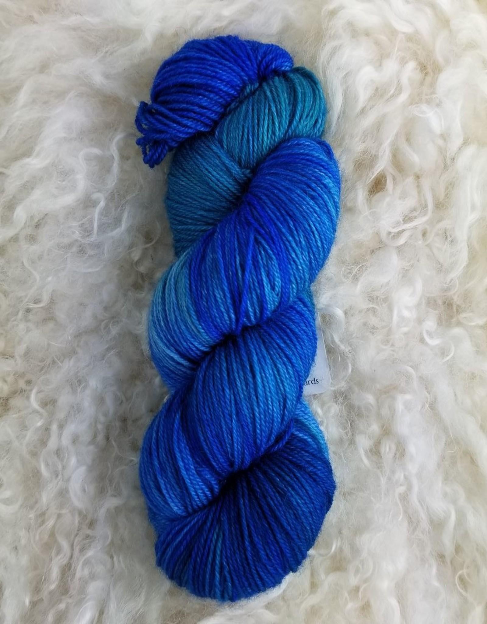 Palouse Yarn Co BFL Sock My Inner Alicia
