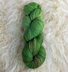 Palouse Yarn Co BFL Sock Kermit