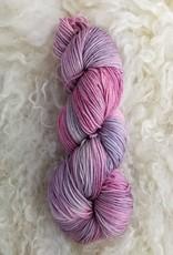 Palouse Yarn Co Organic Merino Sock Rose Granite