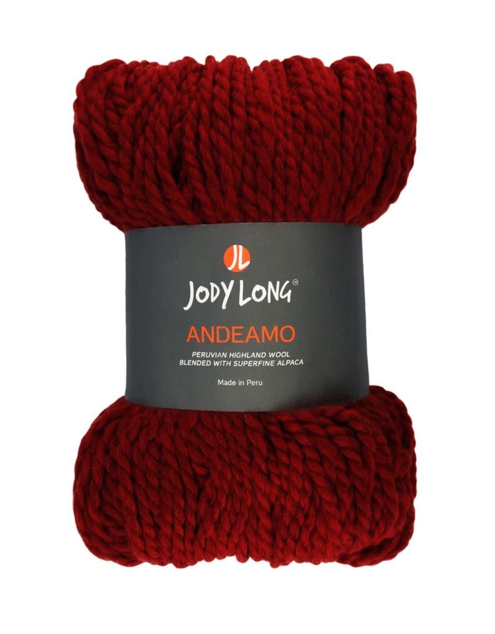 Jody Long Andeamo #016 Claret