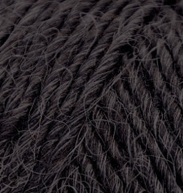 Brown Sheep Lambs Pride Wst 4oz M06 Deep Charcoal Worsted