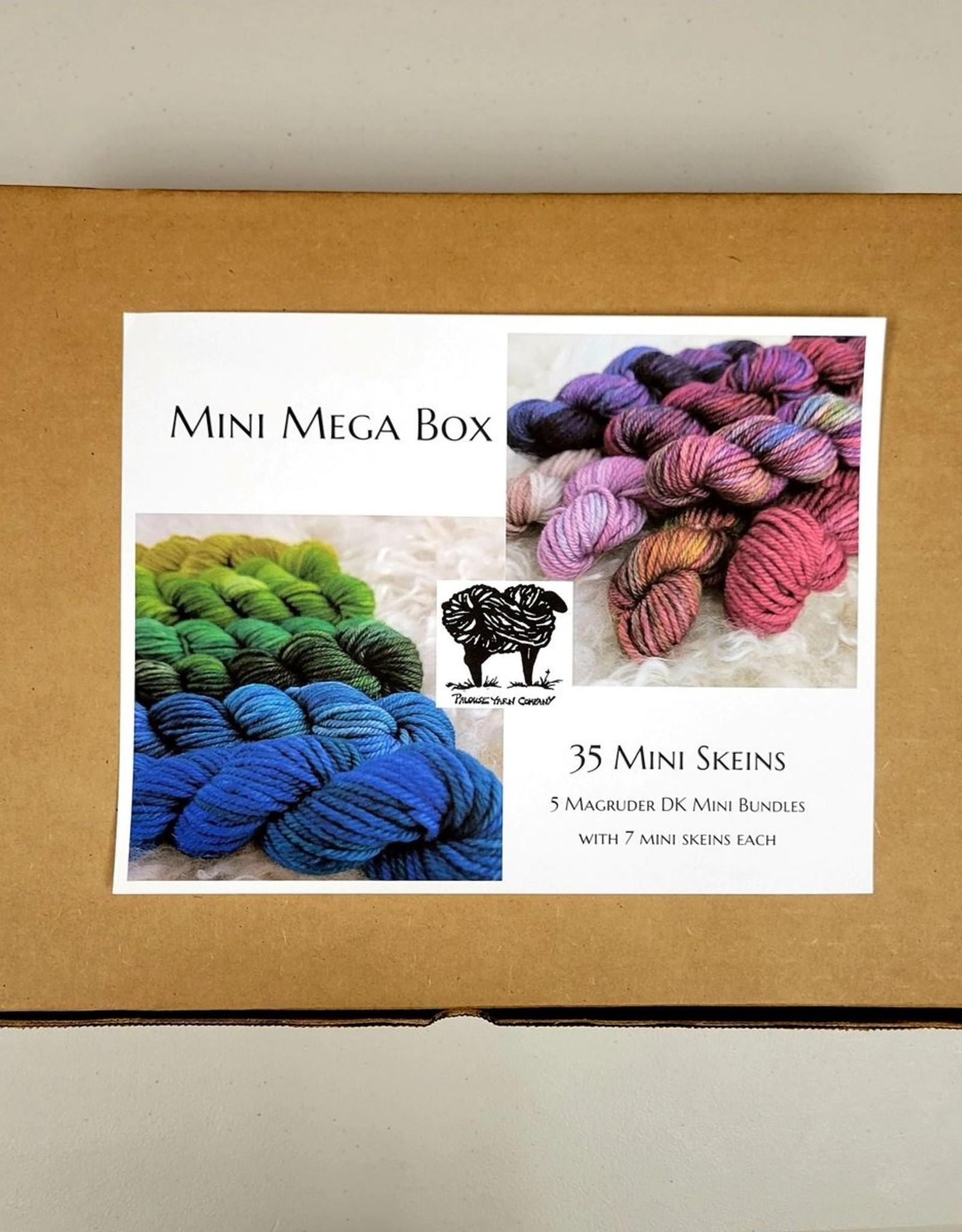 Palouse Yarn Co Mini Mega Pack