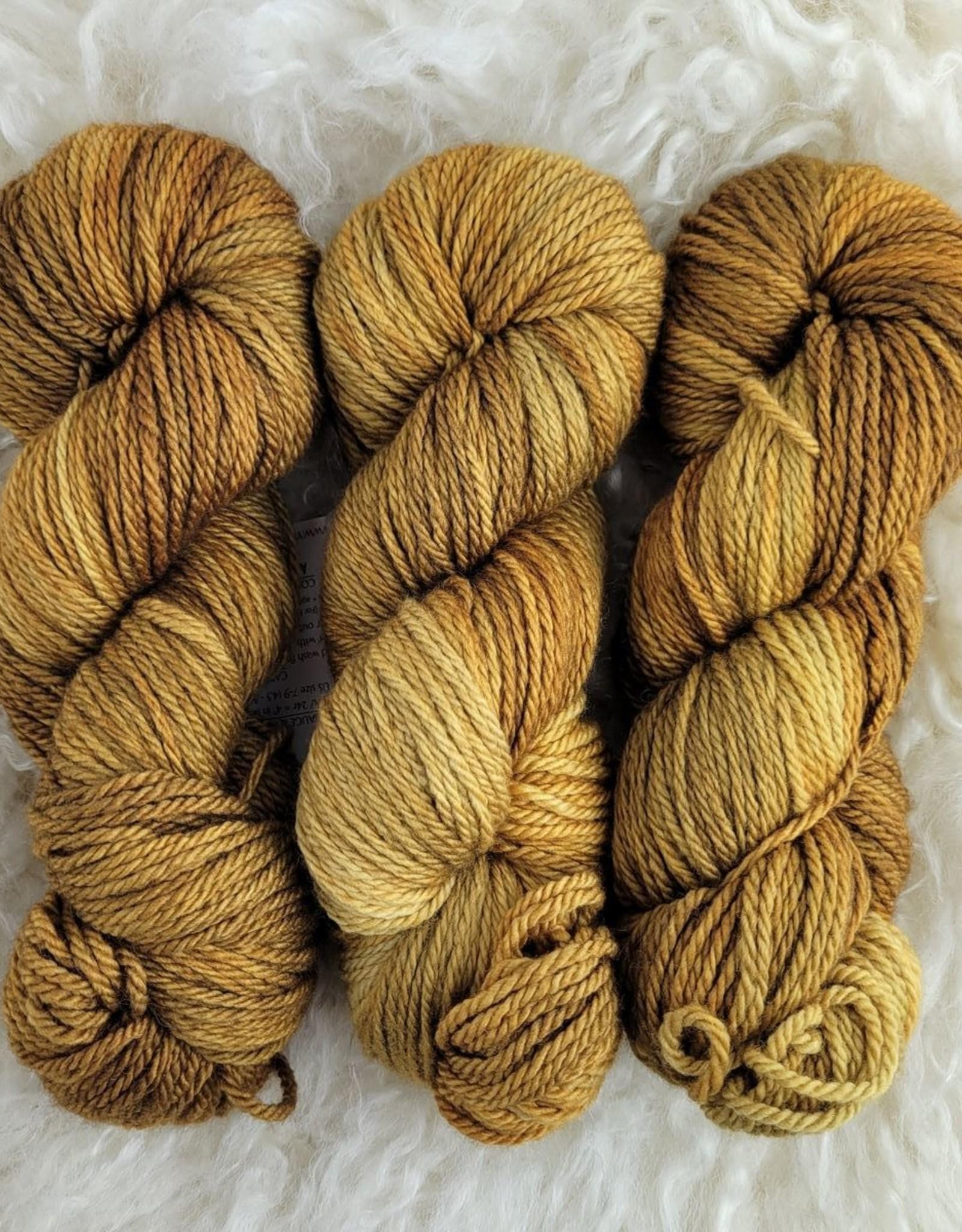 Palouse Yarn Co Owyhee Aran 100g August