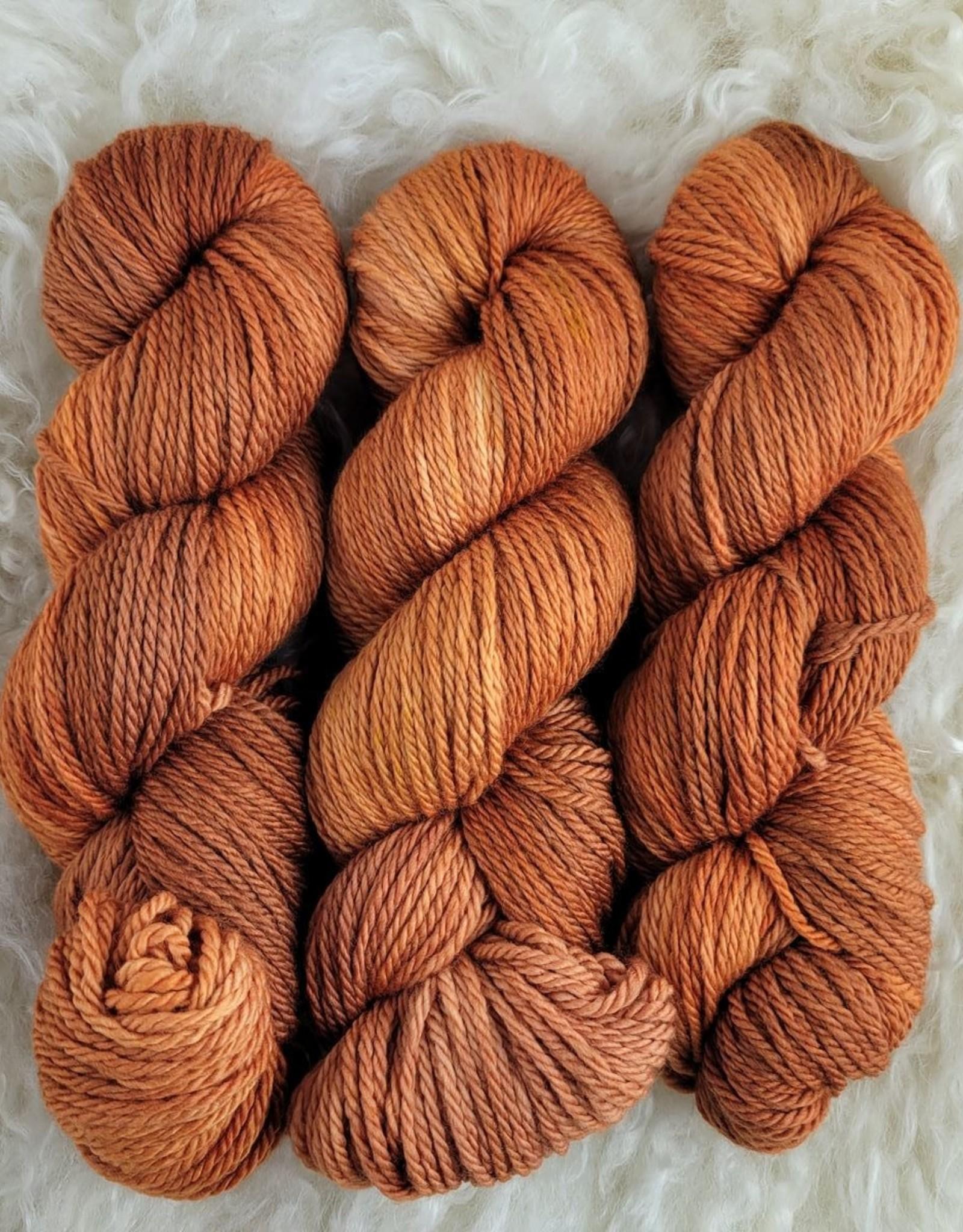 Palouse Yarn Co Owyhee Aran 100g Pumpkins