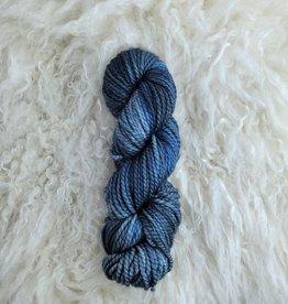 Palouse Yarn Co Columbia Gorge-ous Chunky 100g Tuesday Blue