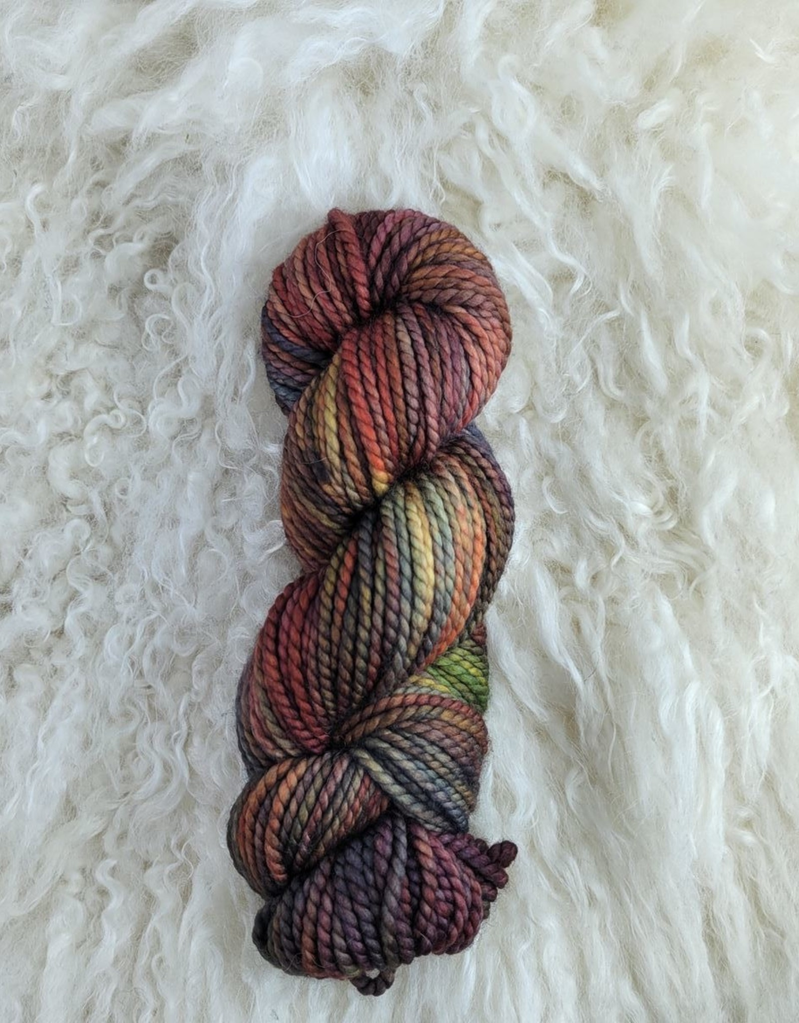 Palouse Yarn Co Columbia Gorge-ous Chunky 100gI Smell fall