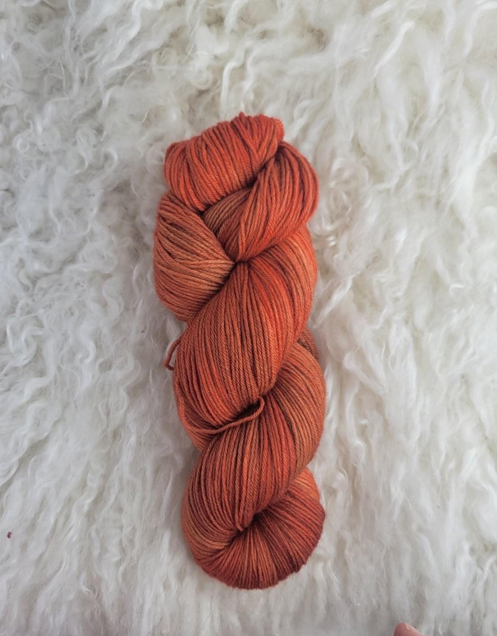 Palouse Yarn Co Sawtooth Fingering 100g Pumpkins