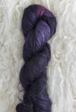 Palouse Yarn Co Silky Mo 50g Blackcap