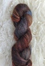 Palouse Yarn Co Silky Mo 50g Fire Fox
