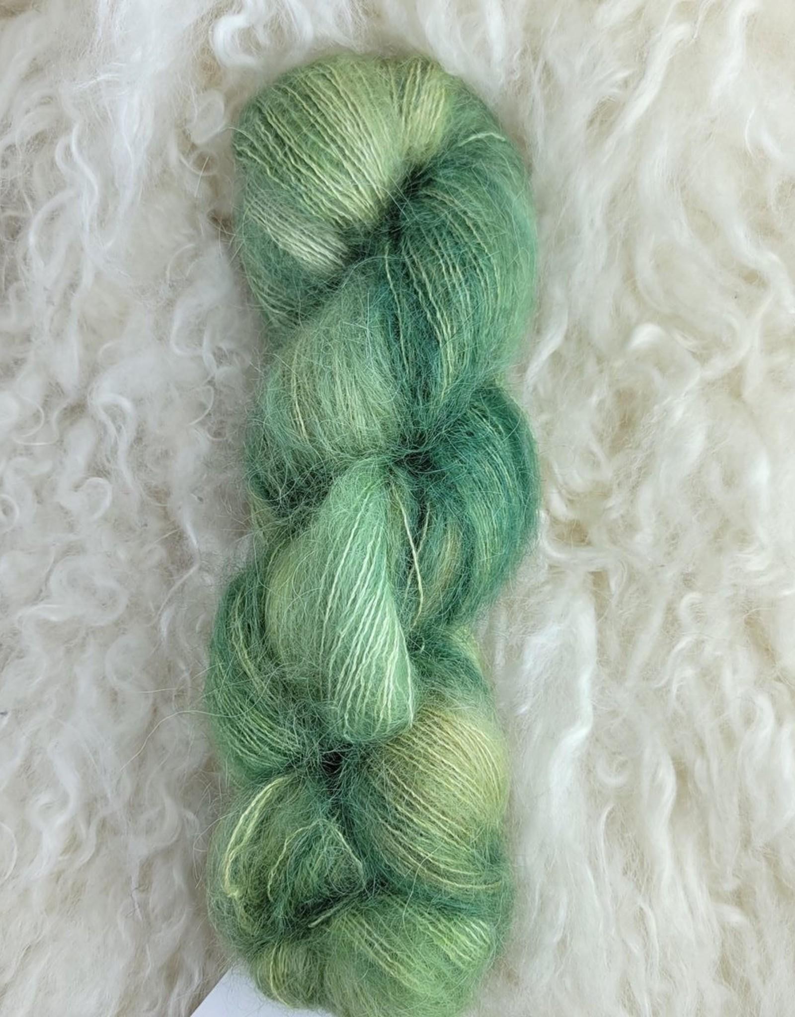 Palouse Yarn Co Silky Mo 50g Herb Garden