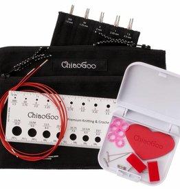 """Chiao Goo 5"""" Mini Set sz 000-1.5 TWIST"""