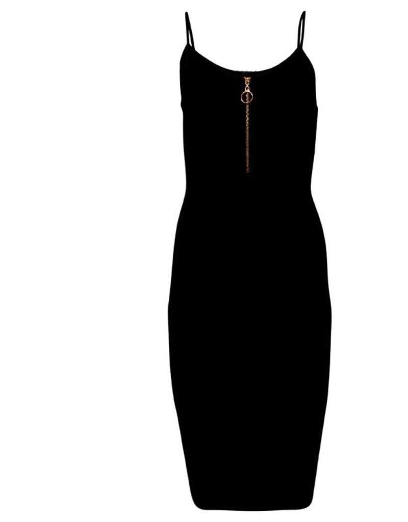 Hera Maria Zipper Dress