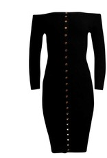 Codigo Serenity Ribbed Sweater Dress