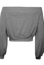 Rehab Grace Sweater Crop