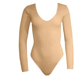 Hera Yvette Long Sleeve Bodysuit