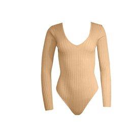 Hera Collection Yvette Long Sleeve Bodysuit
