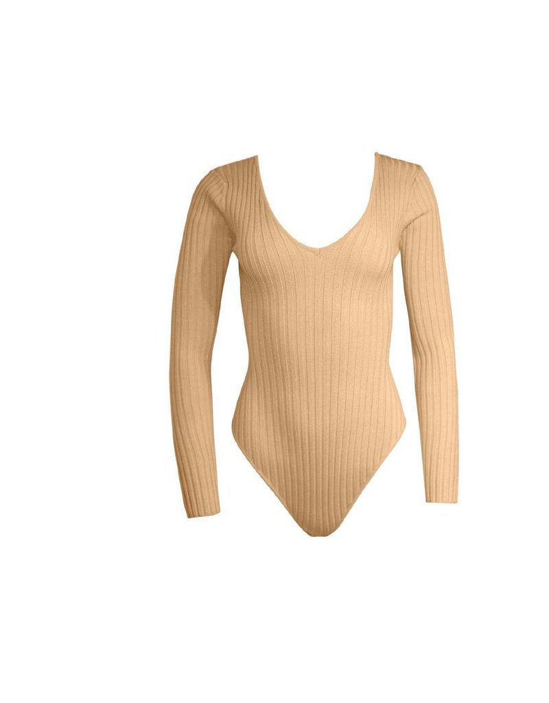 Hera Collection Yvette Long Sleeve Bodysuit