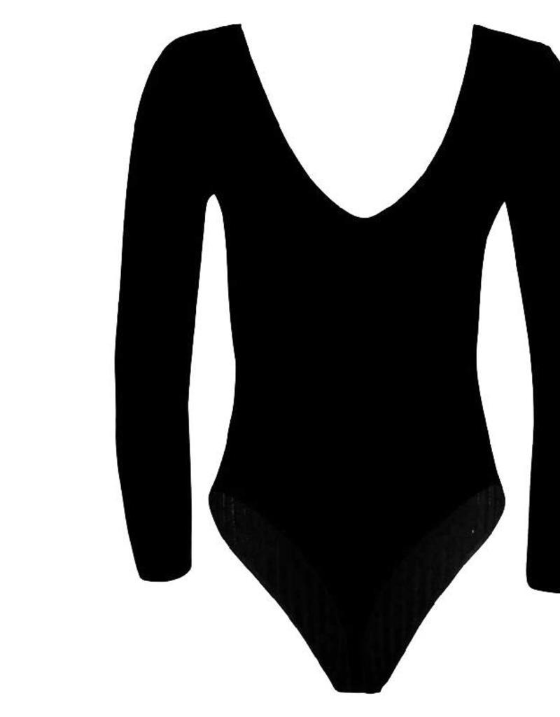 Hera Yvette Long Sleeve Bodysuit