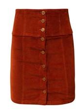 Renamed Karma High Waisted Cord Skirt