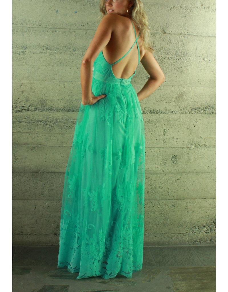 LUXXEL Catrina Maxi Gown