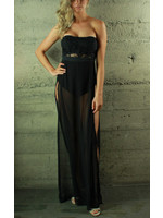 L'atiste Charlotte Bodysuit Dress