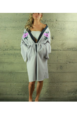 LLOVE Karla Embroidered Cardigan