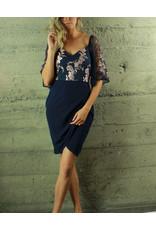 Soieblu Leya Embroidered Dress