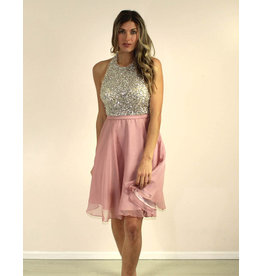 Aspeed Addyson Dress Mauve