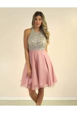 Aspeed Addyson Dress Mauve