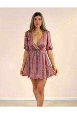 selfie leslie Amaara Dress Wine