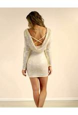 Privy Ariel Dress Opal