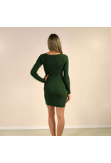 Hera Collection Briley Dress Olive