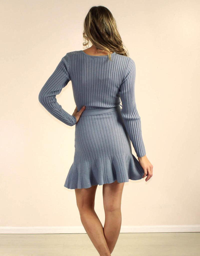 selfie leslie Cailyn Dress Blue