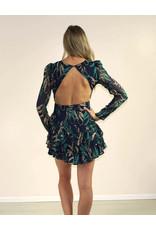 selfie leslie Carmella Dress Navy
